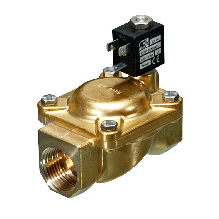 "<h4>Solenoid valves (1/2"" - 3/4"") - ACL"