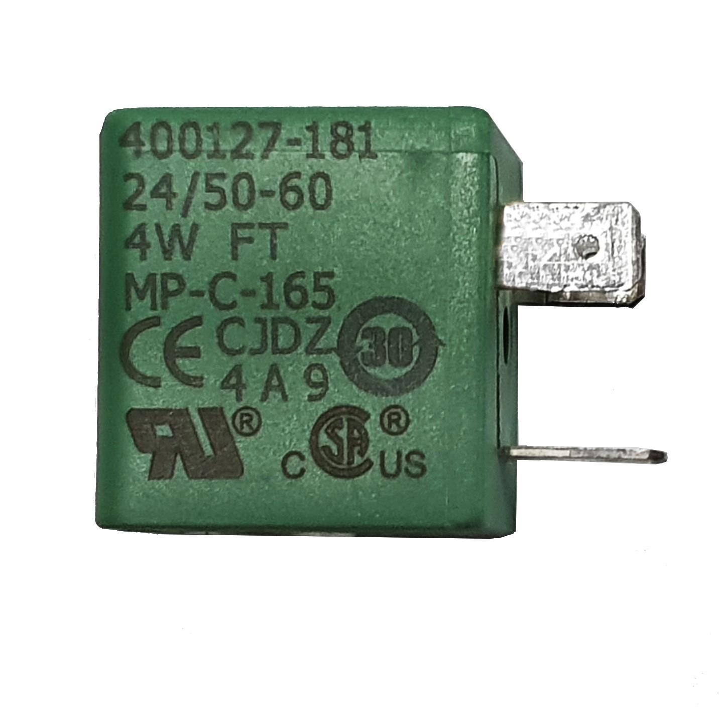 <h4>AC/DC coils - ASCO
