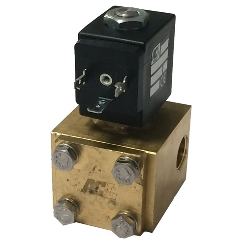 "HP solenoid valves (3/8"") - ACL"