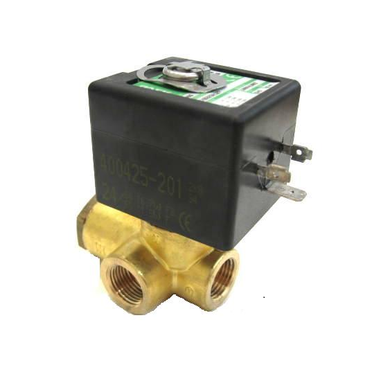 "HP solenoid valves (3/8"")"