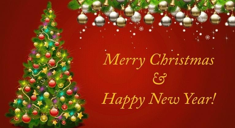 2019 Christmas holidays